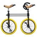 QU-AX Twin Uni Bi-Clown Bike
