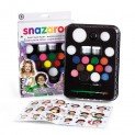 Snazaroo Ultimate Face Painting Party Pack