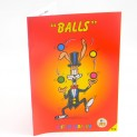 Mr Babache balls booklets
