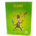 Mr Babache clubs booklet