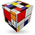 V-Cube MONDRIAN  - 3 x 3 Straight Cube