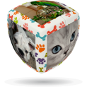 V-Cube PETS - 2 x 2 Pillow Cube